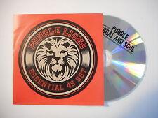 PUNGLE : REGGAE and SOUL - OH THE LIGHT ! [ CD SINGLE PORT GRATUIT ]