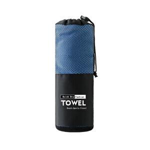 Microfiber Towel Sports Bath Gym Quick Drying Travel Swimming Camping Beach P3