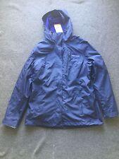 Marmot Ramble - Womens Fleece PLUS Waterproof Jacket - 3 in 1 Layer System Blue