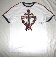 Marvel Disney Cruise Line Day At Sea Mens Tee shirt size Medium