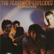 THE TEARDROP EXPLODES - KILIMANJARO (REMASTERED)  CD  17 TRACKS POP NEU