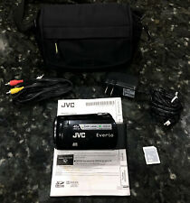 Jvc Everio Gz-Ms110Bu (8Gb Sd Card) Flash Memory Camcorder & Accessories Tested