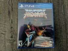 Super Hydorah PS4 Limited Run Games LRG #129 Playstation 4 - Brand New Sealed