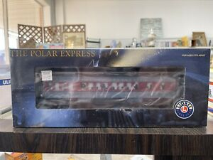 Lionel The Polar Express Baby Madison Hot Chocolate Car 6-25186 Tested Working