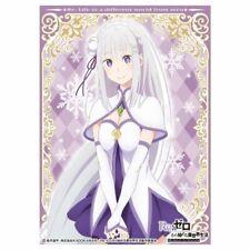 Re: Zero Emilia EMT Card Hame Character Sleeves Collection EN-846 Anime Girls