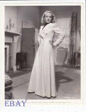 Marlene Dietrich sexy Angel VINTAGE Photo