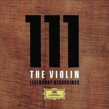 111 The Violin - Legendary Recordings [42 CD][Limited Edition], New Music