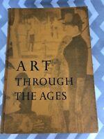 Helen Gardner Art Through the Ages: Fourth Edition (1959) Antique Book