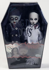 Living Dead Dolls Nosferatu Previews Exclusive Pair Double Set NEW NIB & Victim