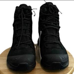 Salomon Quest 4D GTX Forces Size 11 Black New With Tags