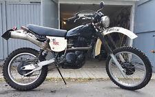 "Yamaha XT500 ""Paris-Dakar"" Design"