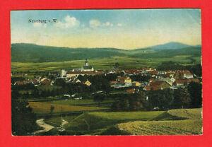 """Neunburg vorm Walde 1926 """"Totalansicht"""""""
