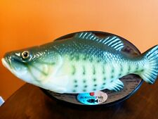 """Big Mouth Billy Bass Singing Animated Fish Gemmy """" I Will Survive"""""""