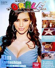 Kim Kardashian Magazine 2010 Orale Los Angeles Spanish The Kardashians Photo