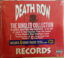 VA - The Death Row Singles Collection Best Buy Version sealed 2CD