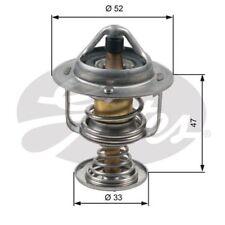 Gates Thermostat for SUBARU JUSTY 1.0 1KR-FE 69bhp