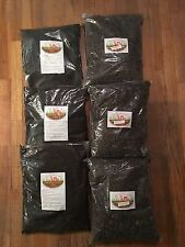 Lisa The Worm Lady Composting Set 3 bags Worm Casting 3 bags Alpaca Magic Beans