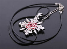 Pendant Necklace Cosplay Gift Vampire Knight Women Mens New Alloy Anime