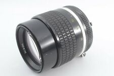 【EXC++】Nikon Ai-s Nikkor 105mm F2.5 From Japan