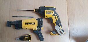 Dewalt DCF620 & DCF6202 18V XR Brushless Drywall Screw Driver/ Plasterboard Gun
