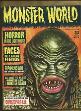 June Horror & Monster Magazines in English