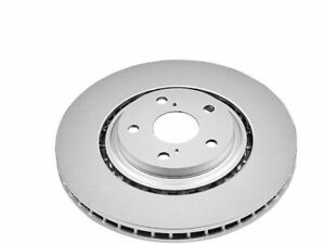 Front Power Stop Brake Rotor fits Lexus RX350 2010-2015 68PHPV