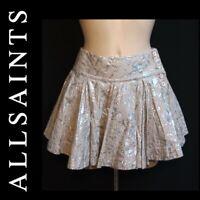 "ALLSAINTS Hologram Skirt UK10 *BNWOT* W32"" L13.5"" MIMIATO 2008 Season *RARE*"