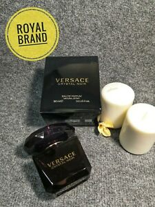 Versace Crystal Noir Eau de Parfum Women 3 oz/ 90ml  NEW WITH BOX!! SALE!!