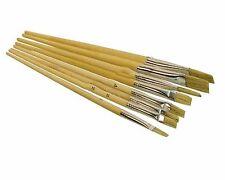 Tool-Tech 8pk Flat  Artist Brushes BML61730