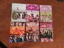 6 saisons : DVD - THE L WORD - Intégral - JENNIFER BEALS  - ERIN DANIELS etc