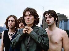 BEATLES  Rare Photo  / Beautiful Color Photo Print / Paul McCartney John Lennon