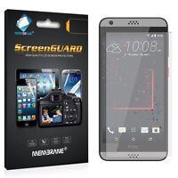 3 MATTE 100% Genuine Membrane Screen Cover Guard Film For HTC Desire 530