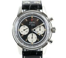 1960's ENICAR SHERPA GRAPH 300 JIM CLARK CHRONOGRAPH GENTS MANUAL VALJOUX WATCH