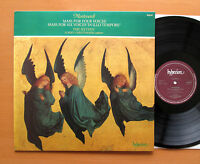 Hyperion A66214 Monteverdi Mass For 4 & 6 Voices Sixteen Harry Christophers NM