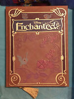 NEW Disney Enchanted Storybook Replica Journal Notebook Book From Movie Giselle