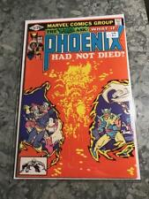 What if 27 Phoenix Had Not Died Miller Cover  High Grade KEY COMIC BOOK B2-92