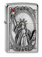 Zippo Lady Liberty emblem 2.003.967