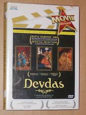 Devdas. Indian DVD. 2002 (NTSC)