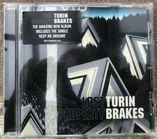 Turin Brakes - Lost Property - CD Album - 2016 - COOKCD638
