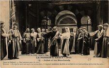 CPA  Nancy - La Passion A Nancy - 1905 - Judas et les Marchands  (484075)