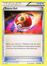 Pokemon Cards Repeat Ball Trainer Primal Clash Uncommon 136/160