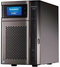 + NAS Lenovo-EMC-px2-300d + 2 HDD WD RED 1TB RAM 4GB  CPU Intel Atom + VGA -1141