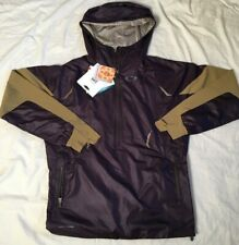 Oakley Women's Hydrofree Windbreaker Jacket Large Purple Night Japan Collection