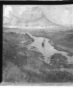 Lantern Slide c 1900 Whitby 2039