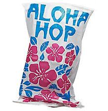 HAWAIIAN PARTY Aloha Hop Tropical Potato Sack Racing Sacks 58cm x 102cm Pk of 3
