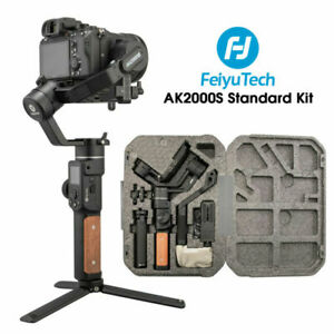 FeiyuTech AK2000S-Camera Stabilizer DSLR Stabilizer 3 Axis Camera Gimbal