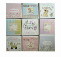 Thank You Baby Shower Gift Cards multi pack, blank inside