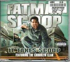 (704T) Fatman Scoop, It Takes Scoop - 2003 CD