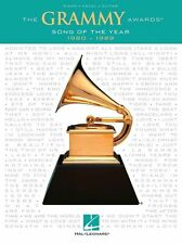 Grammy Awards POP Hit Songs 1980-1989 Robert Palmer FAST CAR Piano Music BOOK