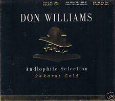Williams, Don Audiophile Selection 24 Karat Gold CD Neu